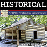 Historical Photographs (for Educational & Commercial Use)