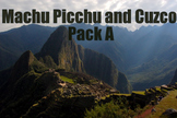 Photos : Machu Picchu - Cuzco - Incas : Commercial / Personal use