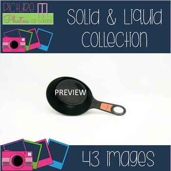 Photos: Measuring Solids and Liquids