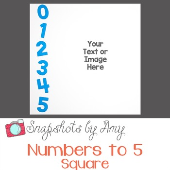Photos: Numbers to 5