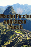 Photos : Machu Picchu - Cuzco: Pack B