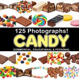 Photos Photographs CANDY, clip art