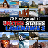 Photos Photographs US Landmarks - Natural