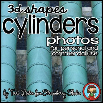 Photos Photographs CYLINDERS! Real Solid Shapes personal o