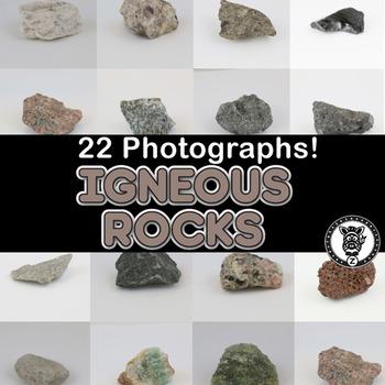 Photos IGNEOUS ROCKS / ROCK CYCLE