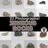 Photos IGNEOUS ROCKS / ROCK CYCLE