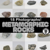 Photos METAMORPHIC ROCKS / ROCK CYCLE