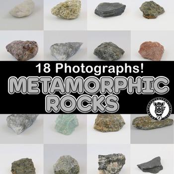 Photos METAMORPHIC ROCKS / ROCK CYCLE