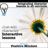 Photos Positive mindsets, character, community writing pro