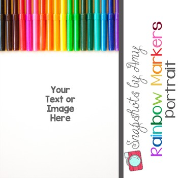 Photos: Rainbow Markers