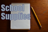 Photos : School Supply Pictures