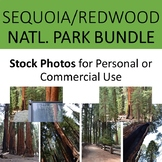 Photos Sequoia and Redwood National Parks for Personal and