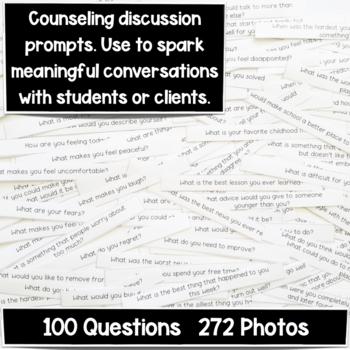 Photos Talk: Discussion Prompts & Conversation Starters
