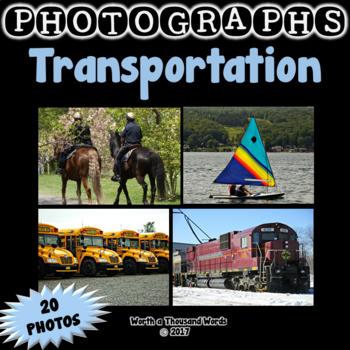 Photos: Transportation (Set of 20 Photos)