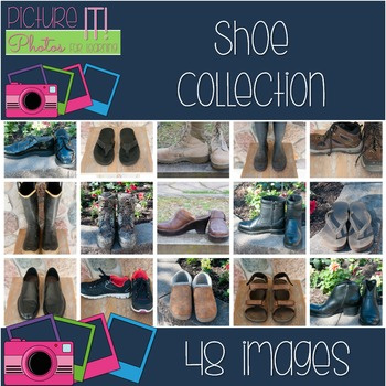 Photos: Types of Shoes