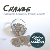 Photos for Learning Photographs-American Currency and Change