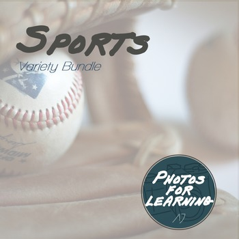 Photos for Learning Photographs-Sports Variety Bundle