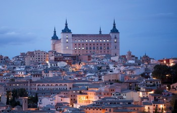 Photos from Toledo, Spain