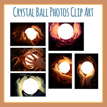 Photos of Crystal Balls Photograph Clip Art for Commercial Use