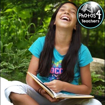 Photos of Girl Reading