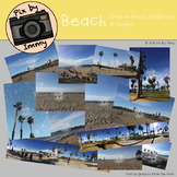 Beach photos (Venice Beach, California)