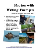 Photos with Writing Prompts