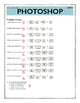 Photoshop Basics Quiz