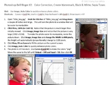 Photoshop Bell Ringer #2: Color Correction, Create Waterma