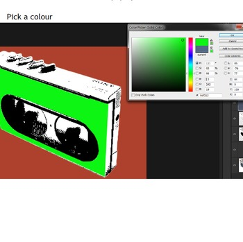 Photoshop CS6 Tutorial - Pop Art Panels