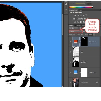 Photoshop CS6 Tutorial - Pop Art Intro
