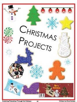 Photoshop Christmas Fun Projects