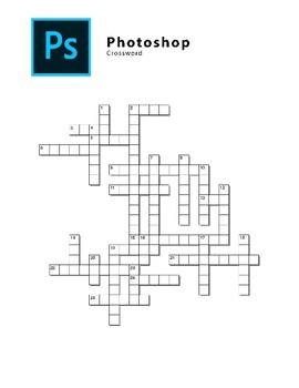 Photoshop Crossword