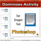 Photoshop Dominoes Activity Free 9th-12th Grade