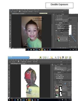 Photoshop Double Exposure