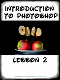 Photoshop Lesson 2: stacking and organizing layers