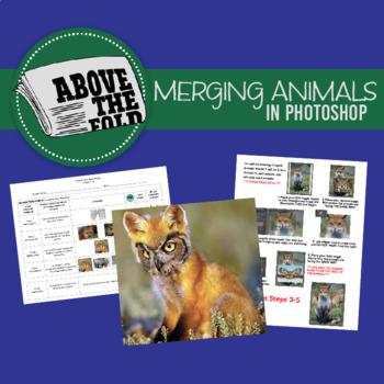 Photoshop - Merging Animals