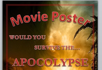 Photoshop Movie Poster