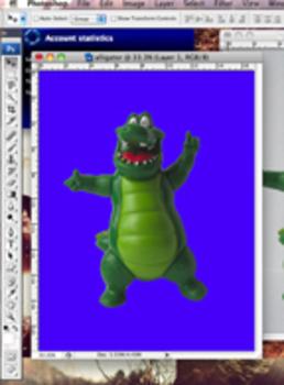 Photoshop Selections