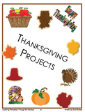 Photoshop Thanksgiving Fun Projects