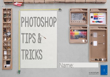 Photoshop Tips and Tricks Booklet