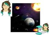 Photoshop Tutorial: Student Astronaut Project (Semester lesson)