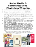 Photoshop Wrap-Up for Social Media Class