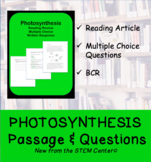 Photosynthesis - Distance Learning