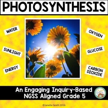 Photosynthesis:  A Hands-On Minds-On Mini Unit