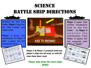Photosynthesis Battleship Game