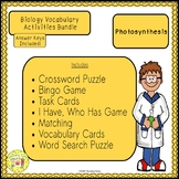 Photosynthesis Biology Bundle
