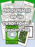 Photosynthesis & Carbon Dioxide Oxygen Cycle Science and Literacy Lesson Set