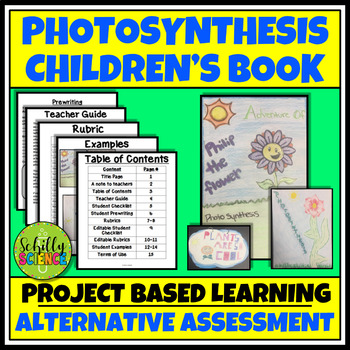 Photosynthesis Project