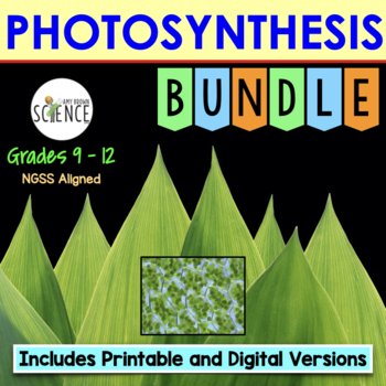 Photosynthesis Bundle