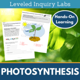 Photosynthesis Inquiry Labs